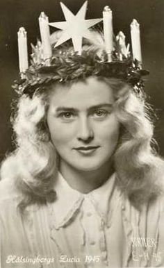 Lucia Helsingborg Sweden 1945 | Flickr - Photo Sharing!