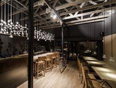 Origo Coffee Shop by Lama Architectura