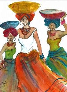 Xhosa Ladies No 6