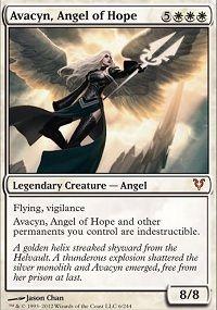 Avacyn, Angel of Hope Avacyn Restored