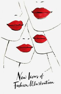 'New Icons of Fashion Illustration', included on Dressful's list of 7 Beautiful Fashion Books for Spring 2013.