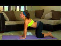 Beginners Yoga: Full Body Workout | Dena Psychetruth Weight Loss Training