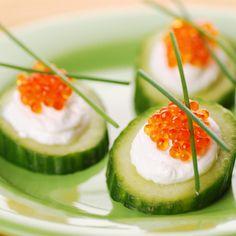 Caviar and Eggs @ www.gourmandia.com