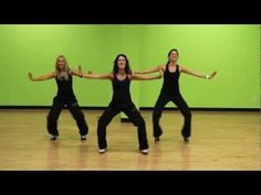 Zumba routine - Do You Love Me? by the Contours