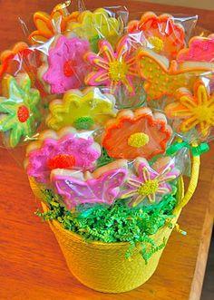 Cookie Bouquet Tutorial