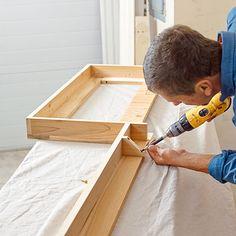 Molding on pinterest moldings kitchen cabinets and cabinets for Kitchen cabinets crown molding installation instructions