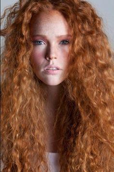 redhead - Alexandra Madar