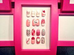 Valentine's Menu by Veronica Nails
