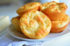 Yeast Rolls - made in muffin tins