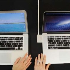 ZenDock, the MacBook Pro Accessory that Cleans Up Your Messy Wires