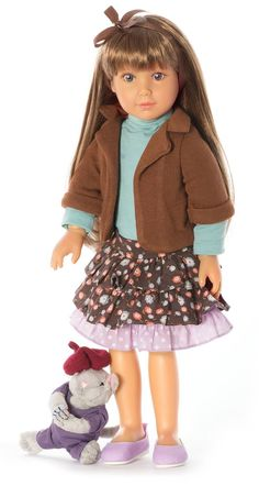 The 2014 Christmas doll Jodie is now available at Petalina for girls age 6+ £104.99  http://www.petalinadolls.co.uk/dolls/kidz-n-cats-jodie.htm?brand_0=kidz-n-cats-brand