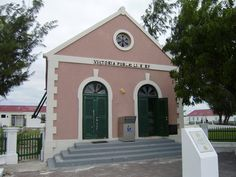 Grand Turk, Library
