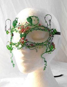 Mayqueen masquerade mask