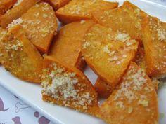 Sweet Potato Chips Dog Treat/Biscuit Recipe