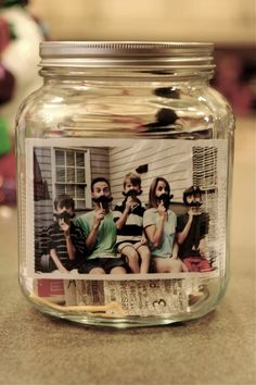 picture in a jar!