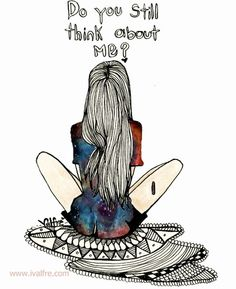 #illustration #valfre #girl #quote