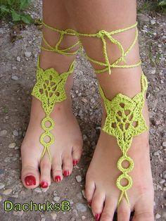So cute! My next crochet project? :)
