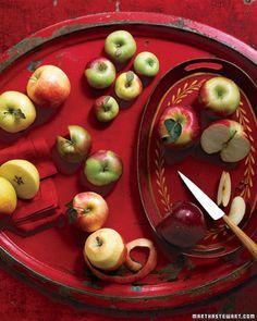 beautiful apples