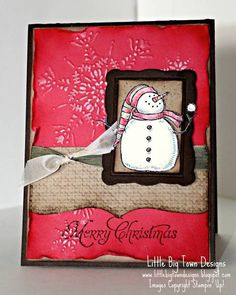 A Case of whom I'm not sure but a case none-the-less :) See it and it's twin on my blog here: http://littlebigtowndesigns.blogspot.ca/2012/12/last-pre-christmas-post.html  TFL and Merry Christmas!