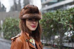 FauxFur Hat