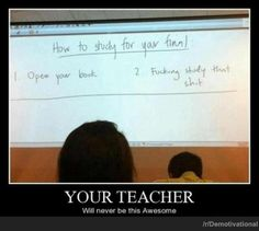 awesome teacher | Demotivational Posters