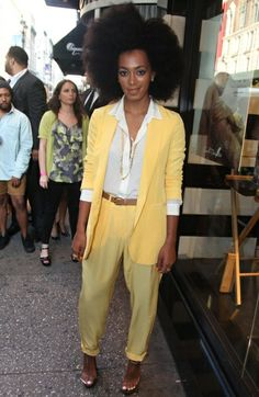 Black Fashion By Javii: Stylish Women in Menswear - AFRO-PUNK