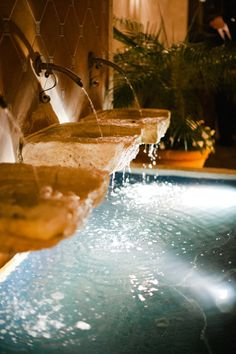 Beautiful water fountains patio deck display enjoy - Spanish style water fountains ...