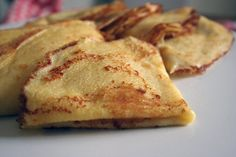 PALEO CREPES RECIPE | Paleo Recipes for the Paleo Diet