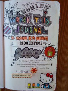 Doodle on the title page by (Z)ElfjE, via Flickr