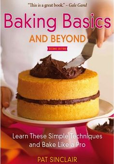FREE e-Cookbook: Baking Basics and Beyond {Tips to Bake Like a Pro!} ~ at TheFrugalGirls.com #baking