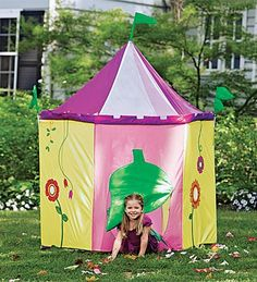 HearthSong #Fungifts #Gifts  hearthsong princess tent -Fun Gifts via- http://www.AmericasMall.com/hearthsong-gifts