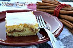 Mommy's Kitchen: Honey Bun Cake