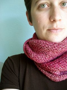 honey cowl by Antonia Shankland