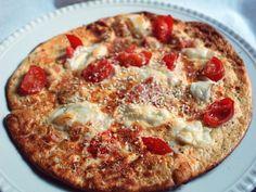 Dukan pizza.