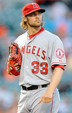 C.J. Wilson. Oh holy hotness!