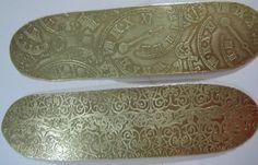 rubber stamp Metal Etching Tutorial #jewelrymaking