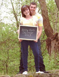 Pregnancy Announcement/ Pregnancy Reveal