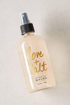 Olivine Love + Salt Mist