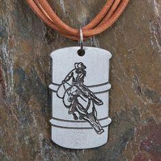 Barrel Racer Necklace