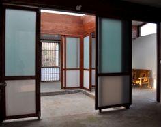 Asian interiors.