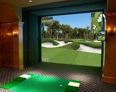 Http Www Pinterest Com Mustangskier Golf Room Ideas