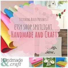 Handmade and Craft #etsy