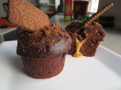 [Argentine-inspired sweets] Chocotorta Cupcakes