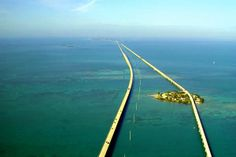Key West, Florida, USA long bridge