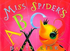 Miss Spider's Abc book is good for preschool age, helping them to learn their ABC's and words associated with the different letters of the alphabet. It is also a very well illustrated picture book full of bright colors and detailed bugs.