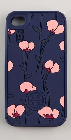 Tory Burch iPhone cover - I want this SO bad!