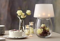 Clearly Creative Lamp #PartyLite