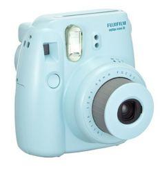 Amazon.com: Fujifilm Instax Mini 8 Instant Film Camera (Blue): Camera & Photo