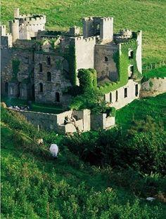 Clifden Castle, Ireland
