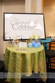 Cherished Celebrations — at Raleigh Marriott Crabtree Valley.